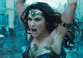 The Latest 'Wonder Woman' Trailer Has Some Questioning What's Going On Under Gal Gadot's Arms