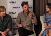 Benedict Cumberbatch on Why There Are No Sex Scenes in 'The Imitation Game' (Video)