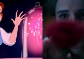 Beauty and the Beast Trailer Compared to the Animated Version