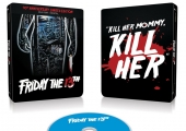 Friday the 13th Gets a Killer 40th Anniversary Steelbook Blu-ray This May