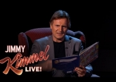 Liam Neeson Reads Five Little Monkeys