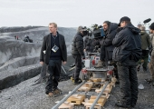 'Interstellar' cinematographer on grounding Nolan's movie and shooting Bond on film