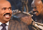 Mortal Kombat Fans Are Freaking Out Over Jax's Resemblance to Steve Harvey