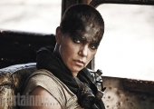 Charlize Theron on going bald for 'Mad Max'