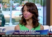 Fox News' Stacey Dash 'Appalled' by Patricia Arquette's Oscar Pay Equity Speech