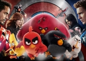 Why Sean Penn is grunting and doing just about nothing else in 'Angry Birds'