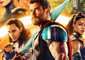 Exclusive Thor: Ragnarok IMAX Poster: It's Big and Colorful!