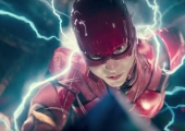 Justice League Carried On The Back of The Flash In New Poster
