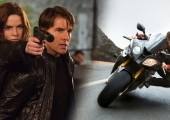 Experience the impossible in two new Mission: Impossible Rogue Nation clips