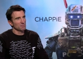 Exclusive 1:1 Interview: Sharlto Copley talks Chappie!