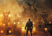 Covers and details for Mad Max: Fury Road art book & prequel comic