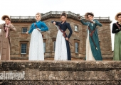 First Look At PRIDE AND PREJUDICE AND ZOMBIES
