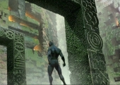 Enter Wakanda in New Black Panther Concept Art