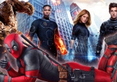 Canceled Fantastic Four Cameos Revealed in Deadpool 2 Concept Art