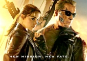 'Terminator Genisys' Poster Has Schwarzenegger on a New Mission