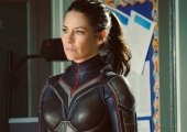 Evangeline Lilly Pays Tribute to Jack Kirby in Ant-Man and the Wasp Photo