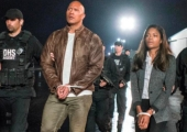 New Rampage Photos Have Naomie Harris & The Rock Captured