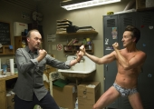"BIRDMAN ""Fight Club"" Clip: Ed Norton & Michael Keaton Have A Confrontation"