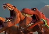 A Few Clips from Pixar's The Good Dinosaur