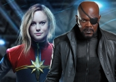 Samuel L. Jackson Hints That Nick Fury Is In Captain Marvel