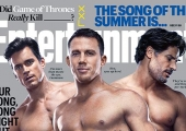 'Magic Mike XXL' is abs-solutely pec-tacular: See new EW cover