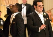 Kevin Hart and Josh Gad team for laughs in new 'Wedding Ringer' trailer