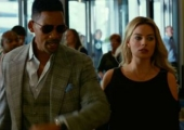 Will Smith and Margot Robbie star in first Focus trailer: watch now