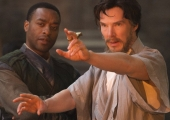 LOL: 'Doctor Strange' Gag Reel Has Benedict Cumberbatch Bust a Move