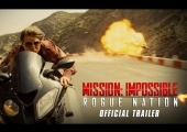 """A Minute Ago You Were Dead..."" - Second Trailer For Mission Impossible: Rogue Nation"