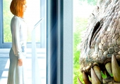 'Jurassic World' Poster Teases Indominus; Trailer Coming Monday!
