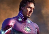 Doctor Strange Wears Iron Man Armor In Avengers: Infinity War Concept Art