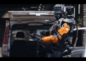 """Not My Fault"" – Clip From Neill Blomkamp's Chappie"