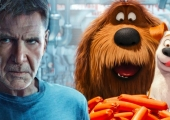 Harrison Ford Takes on First Animated Movie in Secret Life of Pets 2