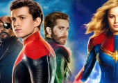 Spider-Man: Far from Home Beats Captain Marvel as 3rd Biggest Movie of 2019