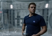 Matt Damon Jokes Around While Using Science In New Deleted Scene From THE MARTIAN