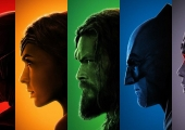Justice League Gets a Colorful Set of Character Posters