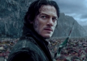 Luke Evans On Dracula, 'The Hobbit' and Coping With Newfound Fame