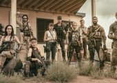 First Look: Zack Snyder's 'Army of the Dead' Cast Suits Up For Zombie Heist Thriller