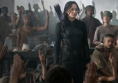 The Hunger Games: Mockingjay - Part 1 Still Perched Atop The US Box Office