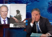 Jon Stewart Can't Believe Fox News Outrage Over 'American Sniper' Oscars 'Snub' (Video)