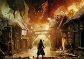 First Poster For THE HOBBIT: THE BATTLE OF THE FIVE ARMIES