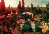VOTD: New Footage from Inside 'Star Wars: Galaxy's Edge' Glides Through Batuu