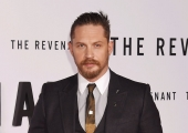 Tom Hardy Looked Like A Fancy 19th Century Oil Baron At 'The Revenant' Premiere
