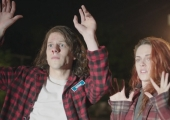Jesse Eisenberg is a Stoned Cold Killer in American Ultra
