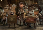 Where does Laika go after 'The Boxtrolls?'