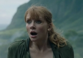 'Jurassic World 2' Teaser: Bryce Dallas Howard Isn't Wearing Heels This Time Around (Video)