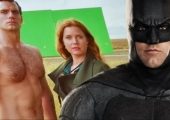 New Superman and Batman Images Provide More Snyder Cut Evidence