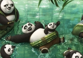 'Kung Fu Panda 3' #1; Holdovers Make Up for Money Lost in the Snow