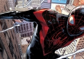 Miles Morales will be Spider-Man in Sony's upcoming animated film