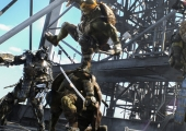 'Teenage Mutant Ninja Turtles' Shredder and Weapons Featurettes